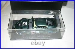 Spark 1/24 Scale Aston Martin DBR9 3rd GT1, 9th overall Le Mans 2005 #59 withcase
