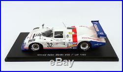 Spark 1/43 Scale S0567 Nimrod Aston Martin #32 Le Mans 1982