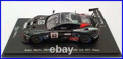 Spark 1/43 Scale S1205 Aston Martin DBR9 Russian Age Racing #62 9th LM 2006
