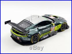 Spark Aston Martin Vantage LMGTE Am Le Mans 2016 #98 AMR 1/18 Scale New Release