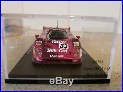 Spark Jaguar Xjr-12 #33 Silk Cut Le Mans 1991 1/43 Scale S0753