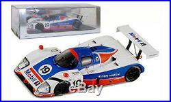 Spark S0570 Aston Martin AMR1 #19 Le Mans 1989 Leslie/Mallock/Sears 1/43 Scale