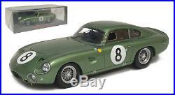 Spark S2414 Aston Martin DP214 #8 Le Mans 1963 McLaren/Ireland 1/43 Scale