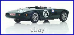 Spark S2423 Aston Martin DB3 #25 Le Mans 1952 Macklin/Collins 1/43 Scale
