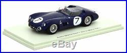 Spark S2443 Aston Martin DBR1 3rd Le Mans 1960 Jim Clark/Salvadori 1/43 Scale