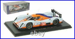 Spark S2558 Lola Aston Martin'AMR' #007 Le Mans 2010 1/43 Scale