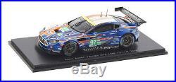 Spark S3772 Aston Martin Vantage GTE'AMR' Art Car #97 Le Mans 2013 1/43 Scale