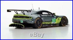 Spark S5137 Aston Martin Vantage #97'AMR' LMGTE Pro Le Mans 2016 1/43 Scale