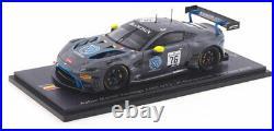 Spark SB263 Aston Martin Vantage #76'R-Motorsport' 24H Spa 2019 1/43 Scale