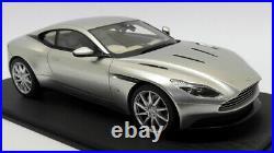 TSM Top Speed 1/18 scale TS0126 Aston Martin DB11 Lightning Silver