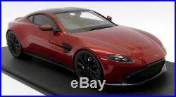 TSM Top Speed 1/18 scale TS0184 Aston Martin 2018 Vantage Hyper Red
