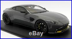 TSM Top Speed 1/18 scale TS0185 Aston Martin Vantage China Grey