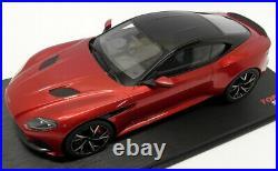 TSM Top Speed 1/18 scale TS0266 Aston Martin DBS Superleggera S Hyper Red
