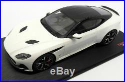 TSM Top Speed 1/18 scale TS0267 Aston Martin DBS Superleggera S White