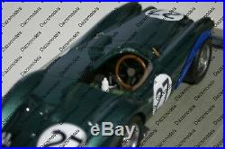 TecnoModel Mythos Aston Martin DB3 S Sebring 1956 #27 118 Scale
