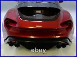 Top Speed 1/18 Scale TS0218 Aston Martin Vanquish Zagato Shooting Brake Red