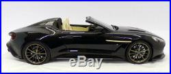 Top Speed 1/18 Scale TS0231 Aston Martin Vanquish Zagato Scorching Black
