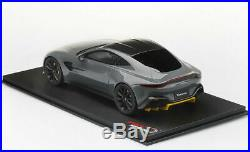 Top Speed 2018 ASTON MARTIN VANTAGE CHINA GRAY 1/18 Scale New Release