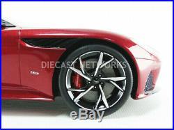 Top Speed ASTON MARTIN DBS SUPPERLEGGERA Red 1/18 Scale New Release