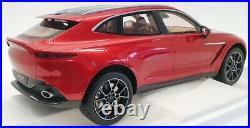 Top Speed Models 1/18 Scale Model Car TS 0287- Aston Martin DBX Hyper Red