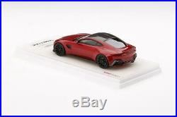 True Scale Miniatures Tsm430311 1/43 Aston Martin Am6 2018 Vantage Hyper Red