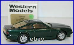 Western Models 1/43 scale WP119 1989 Aston Martin Virage Green
