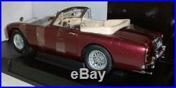 Whitebox 1/18 Scale Aston Martin DB2/4 MK3 1957 Dk Red Metal